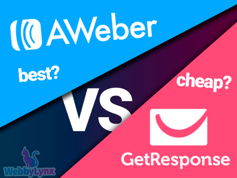 Aweber vs Getresponse (2021) — A Detailed Comparison